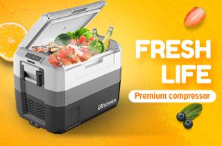 Portable Fridges & Freezer