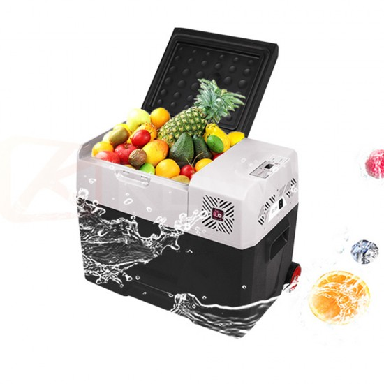 Kenner 35L Portable Fridge Freezer Cooler with LG Compressor [C-CX35L-L]