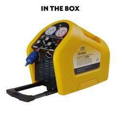 CM 1 HP Portable Refrigerant Recovery [CM3000A]