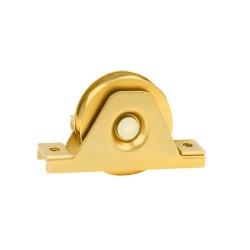 Kenner Sliding Gate Hardware - U Groove 100mm Internal Wheel [HD2U100]