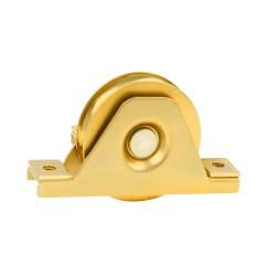 Kenner Sliding Gate Hardware - U Groove 120mm Internal Wheel [HD2U120]