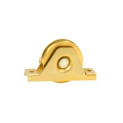 Kenner Sliding Gate Hardware - U Groove 80mm Internal Wheel [HD2U80]
