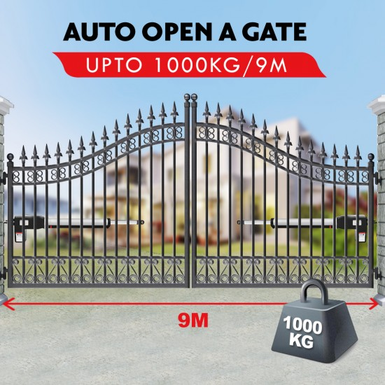 Kenner Double Actuator Automatic Swing Gate Opener [KNL02]