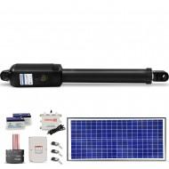Kenner 40W Full Solar Single Actuator Automatic Swing Gate Opener [KNL200E-01-N40N12]