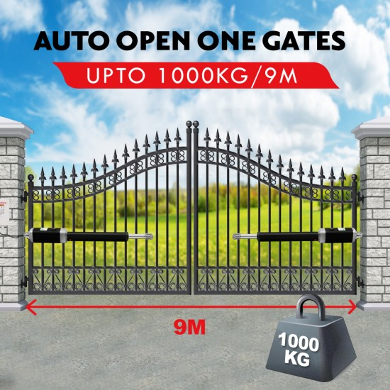 Kenner Double Actuator Automatic Swing Gate Opener [KNL2402]