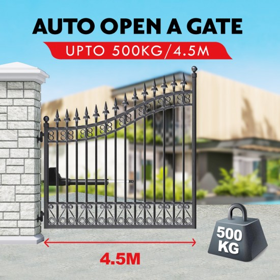 Kenner Single Actuator Automatic Swing Gate Opener [KNL601]