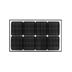 Kenner 20W Solar Panel for 24V DC System [KNL909]