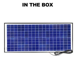 Kenner 40W Solar Panel for 24V DC System [KNL919]