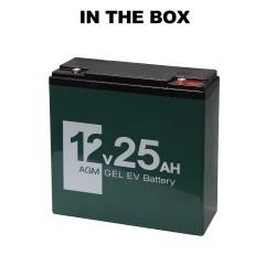 25AH Battery [KNL925-25]