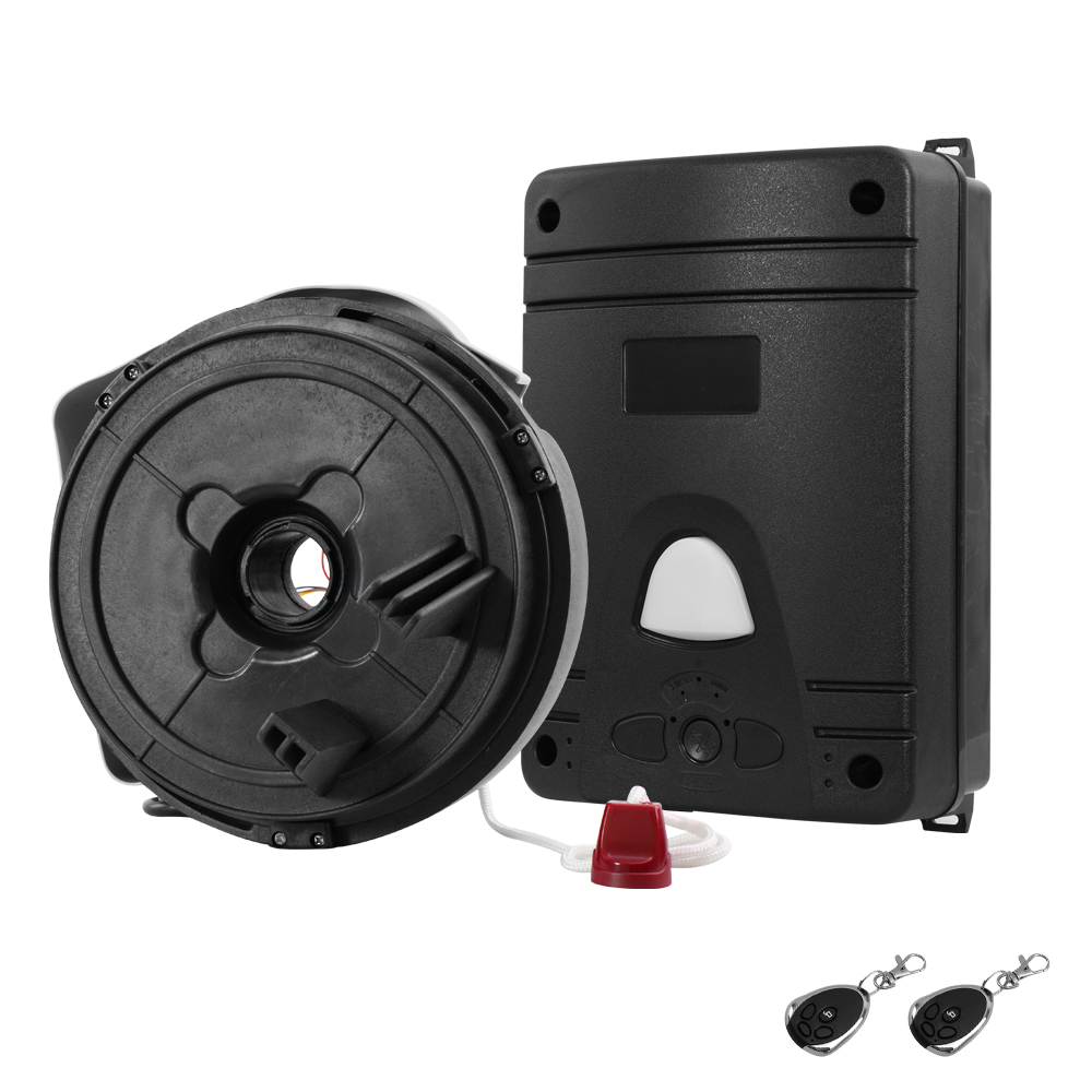 Garage Roller Door Opener Motor Rolling Gate Automatic Remote Control