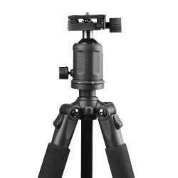 Kenner 1.53m Magnesium Camera Tripod with Ball Head [KT-531B]