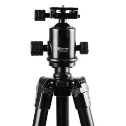 Kenner 1.85m Camera Tripod with Fluid Ball Head [KT-6734B]