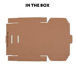 50 pcs Mailing Box Carton 320x240x160mm for Australia POST 500g  [PAC-B-220145035W-50]