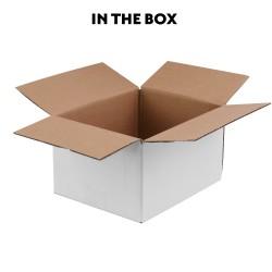 50 pcs Mailing Box Carton 230x180x130mm for Australia POST 2kg  [PAC-B-230180130W-50]
