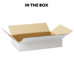 50 pcs Mailing Box Carton 270x160x45mm for Australia POST 500g  [PAC-B-270160045W-50]