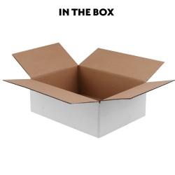 50 pcs Mailing Box Carton 270x160x90mm for Australia POST 1kg  [PAC-B-270160090W-50]