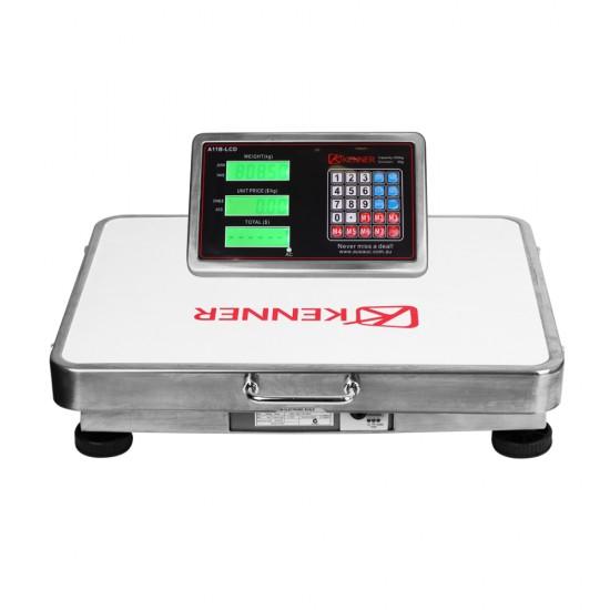 Kenner 300kg Wireless Digital Platform Scale [T-TCS-A11B-LCD-300]