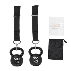 Tickly-Toe Two 160cm Straps for Tree Swing [TT-TRAPS]
