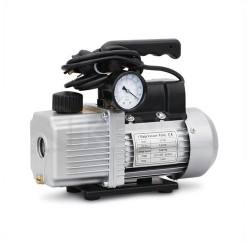 CM 1.8CFM 2 Stage Vacuum Pump with Built-in Gauge for Refrigerant Air Condition [VP-215G]