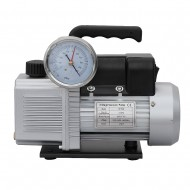 CM 3CFM 2 Stage Vacuum Pump with Built-in Gauge for Refrigerant Air Condition [VP-230G]