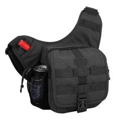 FANCIER Professional Black Camera Shoulder Bag [WB-9007-BK]