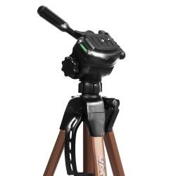 WEIFENG 1.60m Camera Tripod with Pan Tilt Head [WF-3750]